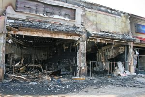 Business Fire Risk